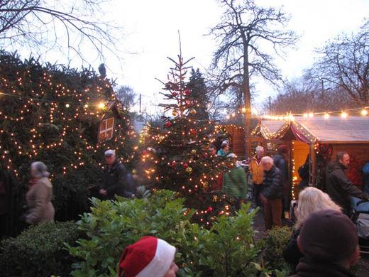Weihnachtsmarkt Lindener Berg.Kurzmeldungen